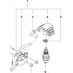 Bobine allumage electronique