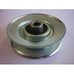 Poulie métal gorge trapezoïdale HUSQVARNA CT 151/ CTH151 / CTH 141(piéce qualité d'origine )