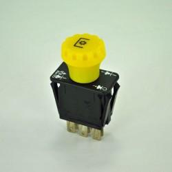 Interrupteur d'embrayage de lames LX277/279