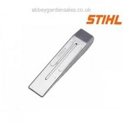 Coin à fendre aluminium - 22cm