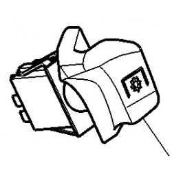 Interrupteur d'embrayage de lames