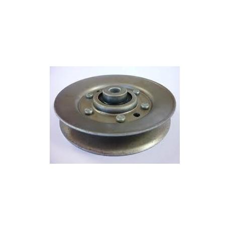 Poulie métal gorge trapezoïdale Mcculloch (piéce qualité d'origine )