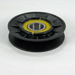 Poulie plastique gorge trapezoïdale John Deere Dia. ext 72mm GX20286
