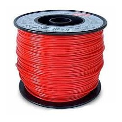 Fil nylon rond rouge STIHL 2.7mm - 215m