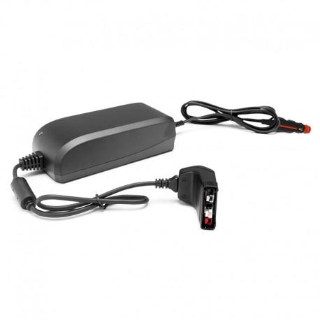 QC80F Chargeur de batterie sur allume-cigares Husqvarna 967628301