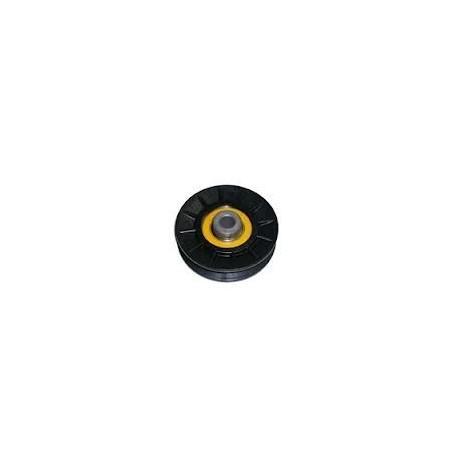 Poulie plast. gorge trapezoïdale D.73mm John Deere AM115460