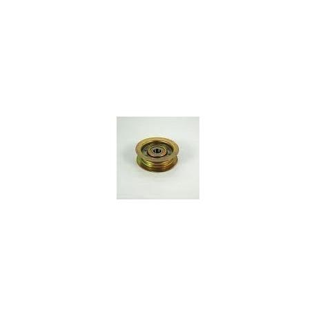 Poulie métal gorge plate dia. gorge 89mm John Deere X300R X305R