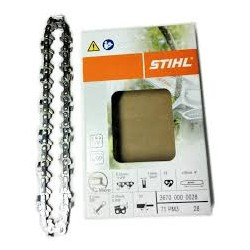 """Chaine scie à main Stihl GTA 26 1/4"""" 1.1mm 28M 36700000028"""
