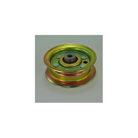 Poulie tendeur métal gorge plate D. 78mm John Deere AM135773