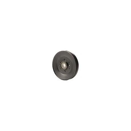 Poulie métal gorge trapezoidale D.127mm John Deere X300 X304 X310