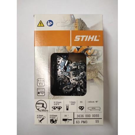 Chaine tronconneuse Stihl MS201T MS211 36360000055