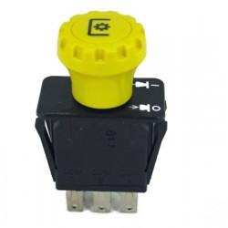 Interrupteur embrayage Lames origine John Deere X155R X146R X166