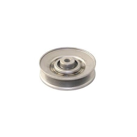 Poulie métal gorge trapezoïdale HUSQVARNA CT 151 /CTH151 / CTH 141(piéce qualité d'origine qualité )