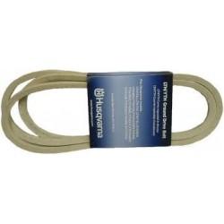 Courroie entrainement de lame HUSQVARNA LT126 CT 126 CTH126 (piéce d'origine qualité supérieure)