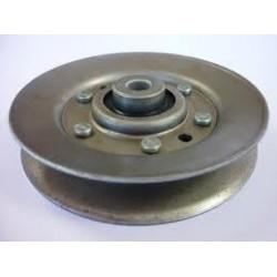 Poulie métal gorge trapezoïdale HUSQVARNA (piéce qualité d'origine )