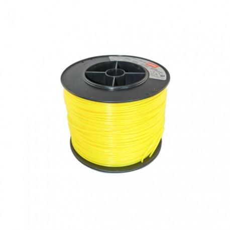 Fil penta jaune STIHL 3mm - 320m