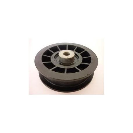 Poulie plastique gorge plate HUSQVARNA CTH151 / CTH141(piéce qualité d'origine )