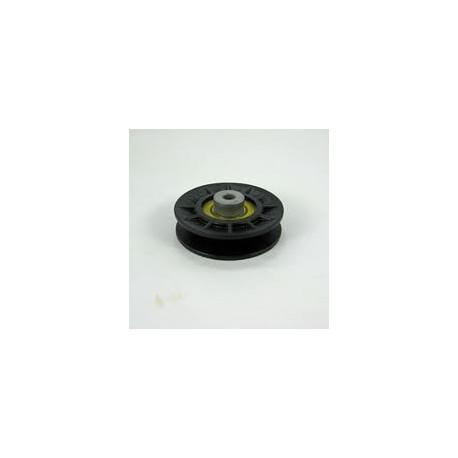 Poulie plastique gorge trapezoïdale JOHN DEERE LT 155 LT 166 LTR166