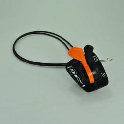 commande acc/starter avec cable