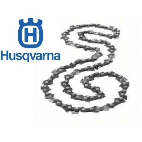 Chaine de tronçonneuse Husqvarna 550XP,346XP, 72entraineurs