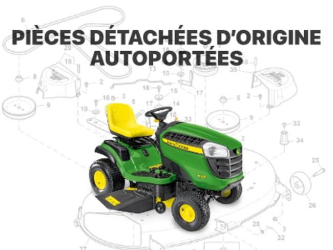Pieces detachees d origine autoportees