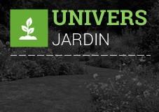 Univers jardin